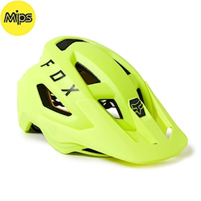 Kask Fox Speedframe Mips fluo yellow 2021