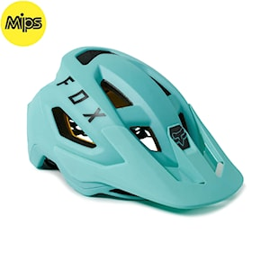 Kask Fox Speedframe Mips teal 2021