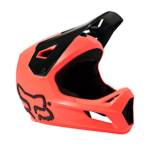 Kask Fox Youth Rampage atomic punch 2021