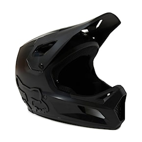 Kask Fox Youth Rampage black/black 2021