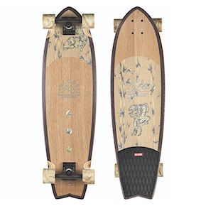 Longboard Globe Chromantic white oak/jaguar 2021
