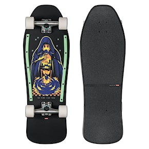 Longboard Globe Phantom black/no time 2021