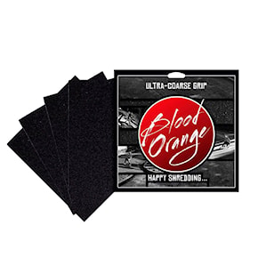 Grip Blood Orange X-Course 4 Pack black