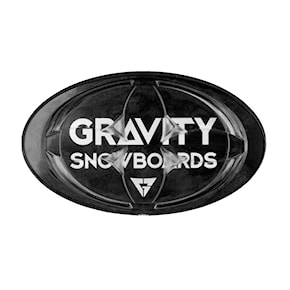 Grip Gravity Logo Mat black 2020/2021