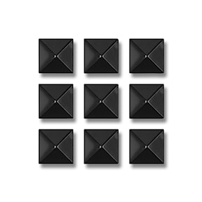 Stomp Pad Gravity Pyramid Studs black 2020/2021
