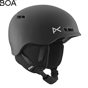 Kask Anon Burner black 2016/2017