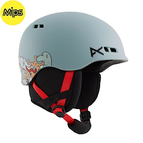 Kask Anon Burner Mips bot grey 2020/2021