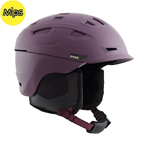 Kask Anon Nova Mips purple 2020/2021
