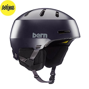 Helmet Bern Macon 2.0 Mips satin deep purple 2020/2021