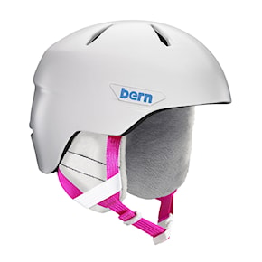 Helmet Bern Weston Jr satin white 2019/2020