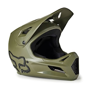 Kask Fox Youth Rampage olive green 2021