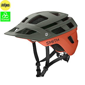 Helma Smith Forefront 2 Mips matte sage/red rock 2021