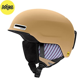 Kask Smith Maze Mips matte safari kinco 2020/2021