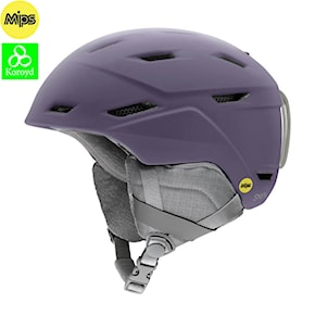 Kask Smith Prospect Jr. Mips matte violet 2020/2021