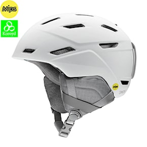 Kask Smith Prospect Jr. Mips matte white 2020/2021