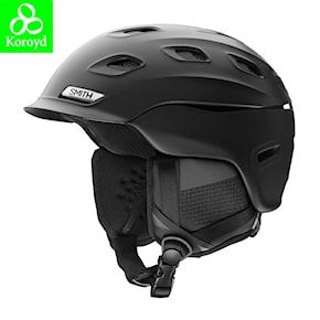 Kask Smith Vantage matte black 2020/2021