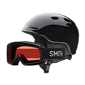 Kask Smith Zoom Jr./rascal black 2019/2020