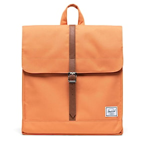 Batoh Herschel City Mid papaya 2020