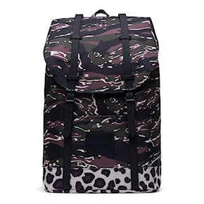 Batoh Herschel Retreat tiger camo/leopard 2020