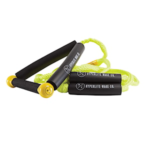Hyperlite Surf Rope/ W Handle yellow 2020