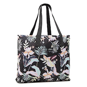 Kabelka Roxy Wildflower Printed anthracite praslin 2021