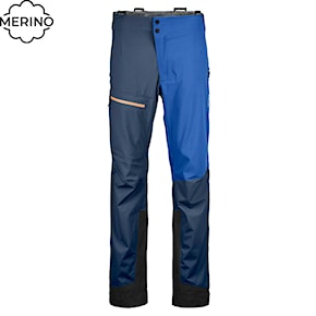 Pants Ortovox Ortler blue lake 2020/2021