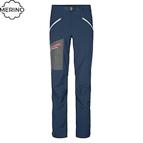 Pants Ortovox Wms Cevedale blue lake 2020/2021