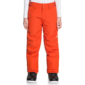 Pants Quiksilver Estate Youth pureed pumpkin 2020/2021