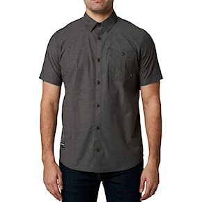 Shirt Fox Baja Ss Woven heather black 2020