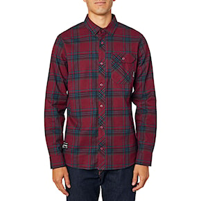Shirt Fox Gamut Stretch cranberry 2020