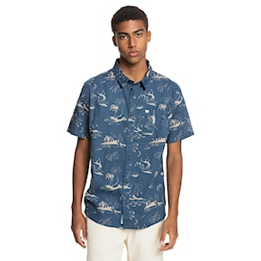 Shirt Quiksilver Endless Trip saragosa sea 2021