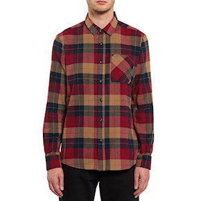 Go to the product Shirt Volcom Caden Plaid L/s rio red 2020