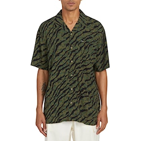 Go to the product Shirt Volcom Embertone army green combo 2020