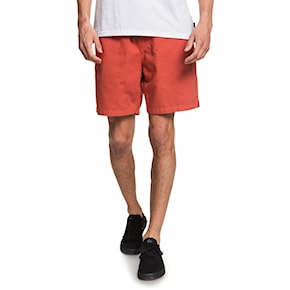 Shorts Quiksilver Brain Washed redwood 2021