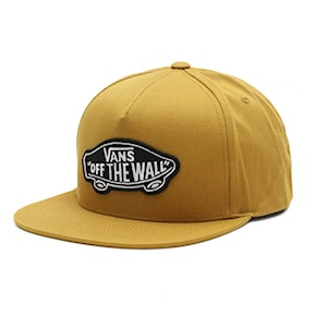 Kšiltovka Vans Classic Patch Snapback dried tobacco 2021