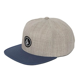 Kšiltovka Volcom Quarter Twill china blue 2021