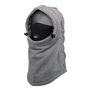 Kukla Airhole Airhood Polar Fleece heather grey 2020/2021