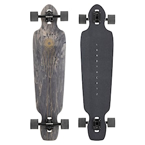 Longboard Landyachtz Battle Axe Space Rock Black 2021
