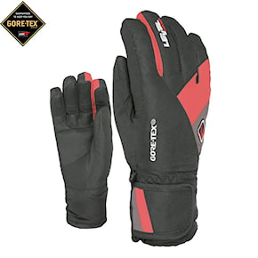 Gloves Level Force Jr Gore-Tex red 2020/2021