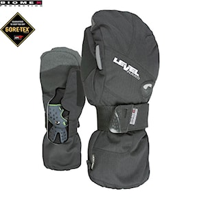 Rukavice Level Half Pipe Mitt Gore-Tex black 2020/2021