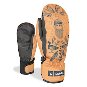 Rukavice Level Vertigo Pro Mitt pk brown 2020/2021