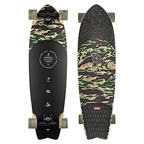 Longboard Globe Chromantic tiger camo 2021