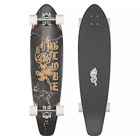 Longboard Globe The All-Time black rose 2021