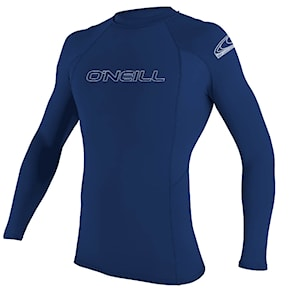 Lycra O'Neill Basic Skins L/s Rash Guard navy 2021