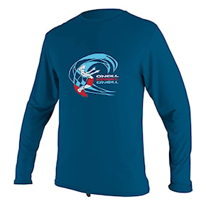 Lycra O'Neill Toddler O'zone L/S Sun Shirt Boy ultra blue 2020