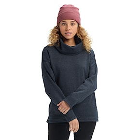 Mikina Burton Wms Ellmore Pullover true black heather 2020