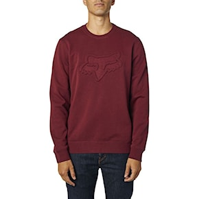 Bluza Fox Refract Dwr Crew Fleece cranberry 2020