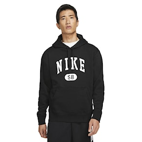 Mikina Nike SB March Radness Hoodie black/white 2021