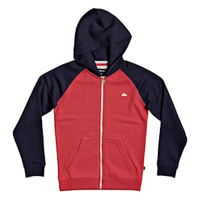 Bluza Quiksilver Easy Day Zip Youth american red 2020