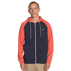 Mikina Quiksilver Everyday Zip navy/navy 2021